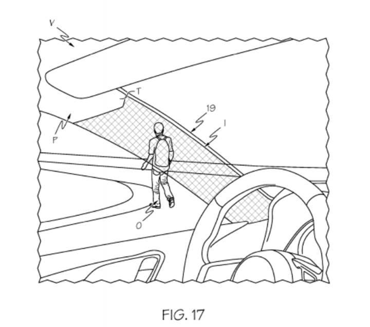 Toyota, bir çeşit görünmezlik cihazının patentini aldı