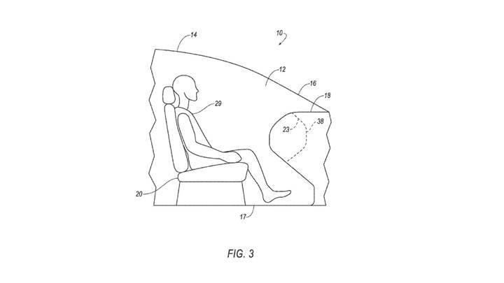 Ford, geleceğin otonom araçları için sökülebilir direksiyon ve pedalların patentini aldı