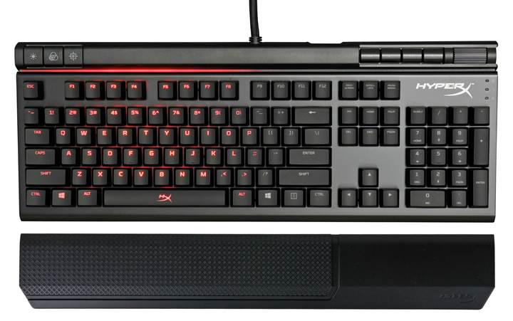 HyperX'ten iki yeni mekanik klavye