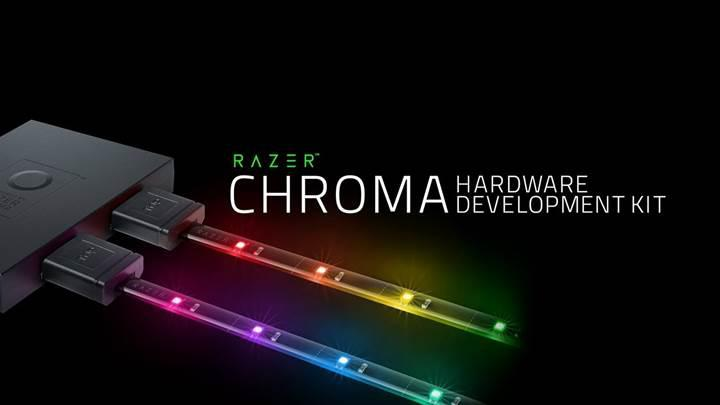 Razer Chroma tabanlı RGB LED şeritler duyuruldu