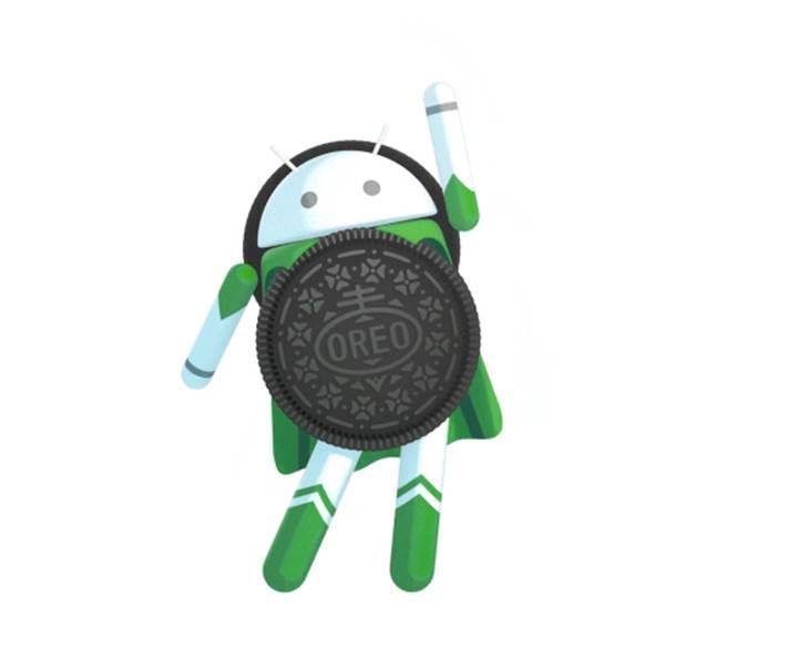 Android 8.0 artık Oreo