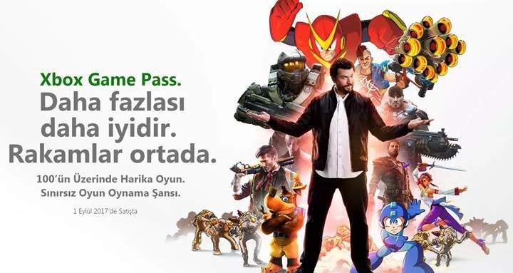 Xbox Game Pass Türkiye'de