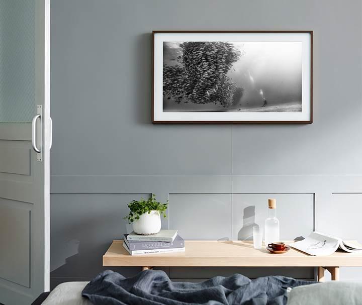 Samsung Frame TV'nin 43 inçlik versiyonu geliyor