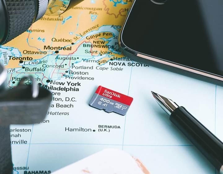 MicroSD kartlarda hafıza rekoru