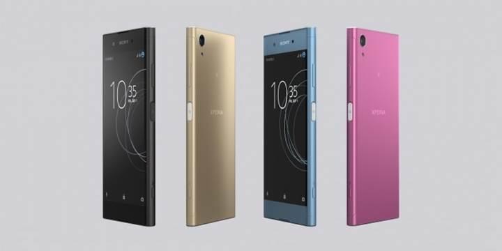Sony Xperia XA1 Plus tanıtıldı: 5.5 inç 1080p ekran, 3430 mAh batarya