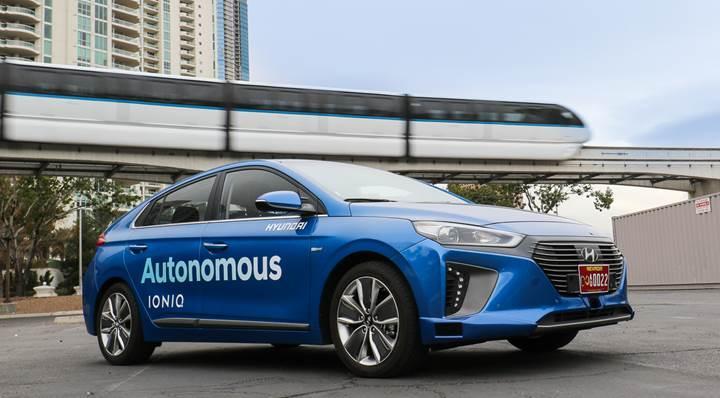 Samsung otonom araba testlerini ABD'ye taşıyor