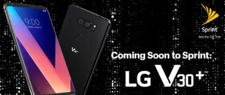 128 GB'lık LG V30+ geliyor