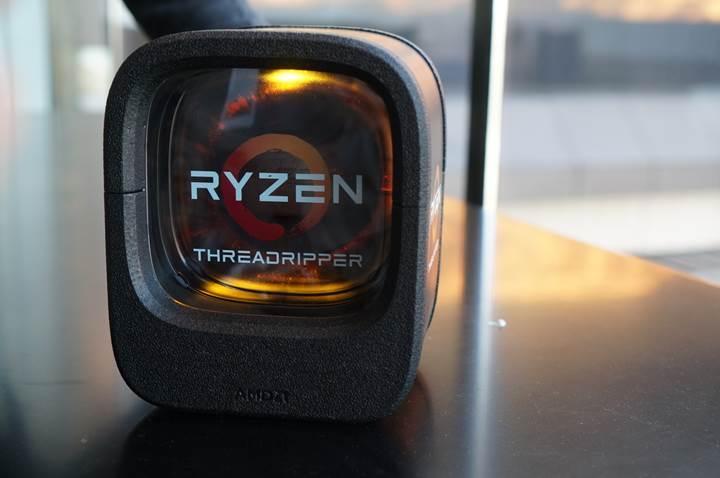 Ryzen Threadripper 1900X işlemcisinin ülkemizdeki fiyatı belli oldu