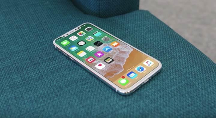 iPhone 8 üretimi sıkıntıda, Apple hisseleri düşüşte