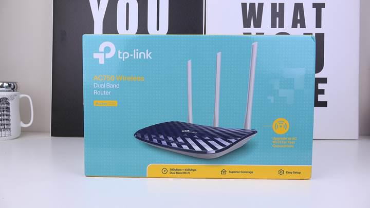 TP-Link Archer C20 router incelemesi