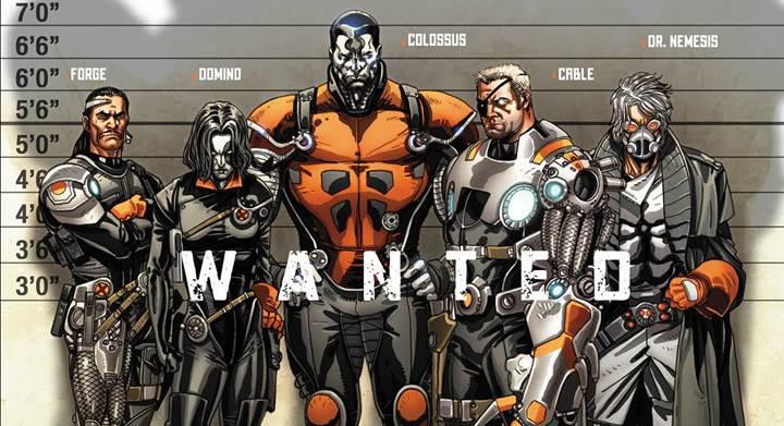 Deadpool'lu X-Force filmi için hazırlıklara başlandı