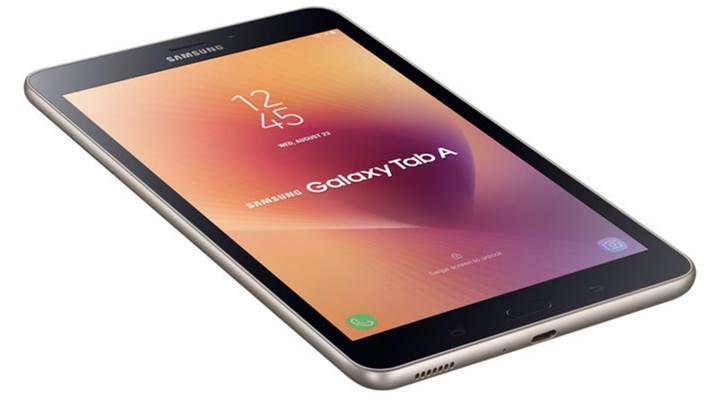 Samsung Galaxy Tab A 2017 resmileşti