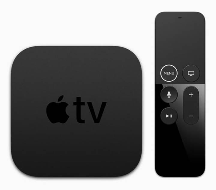 Apple TV 4K resmen tanıtıldı
