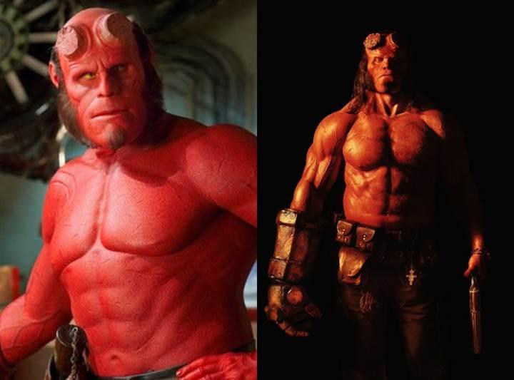 Yeni Hellboy karşınızda