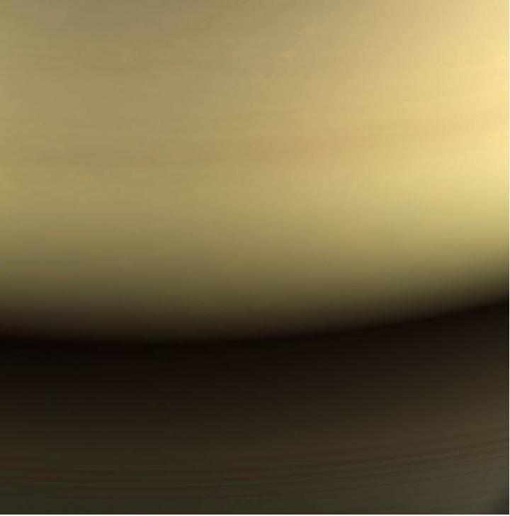 20 yıllık uzay macerasının sonu geldi: Cassini artık Satürn'ün bir