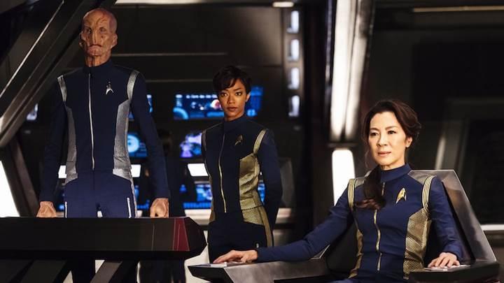 Star Trek: Discovery 25 Eylül'de başlıyor