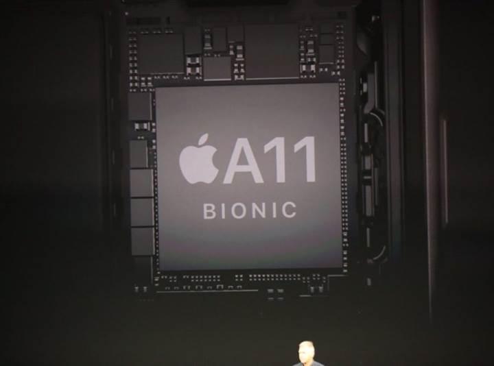 Apple A11 Bionic yonga seti üç yılda geliştirildi
