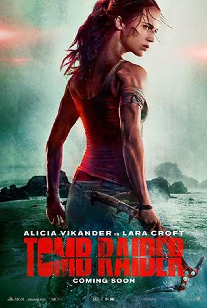 Tomb Raider filminden ilk fragman yayınlandı