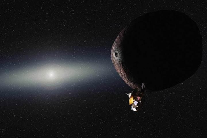 Plüton kâşifi New Horizons uykusundan uyandı: İşte yeni hedefi