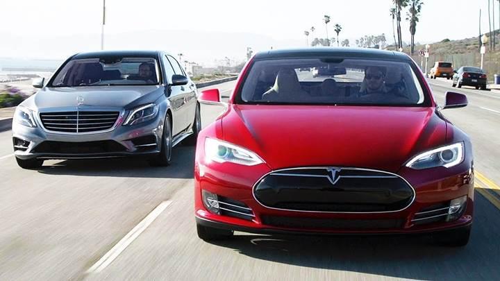 Elon Musk, Mercedes'in yatırımını tehdit olarak görmüyor
