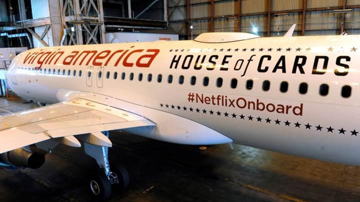 Netflix uçaklardaki Wi-Fi kalitesini artırmaya çalışacak
