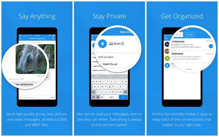 Mesajlaşma uygulaması Signal, kullanıcı bilgilerini saklamak için DRM kullanacak
