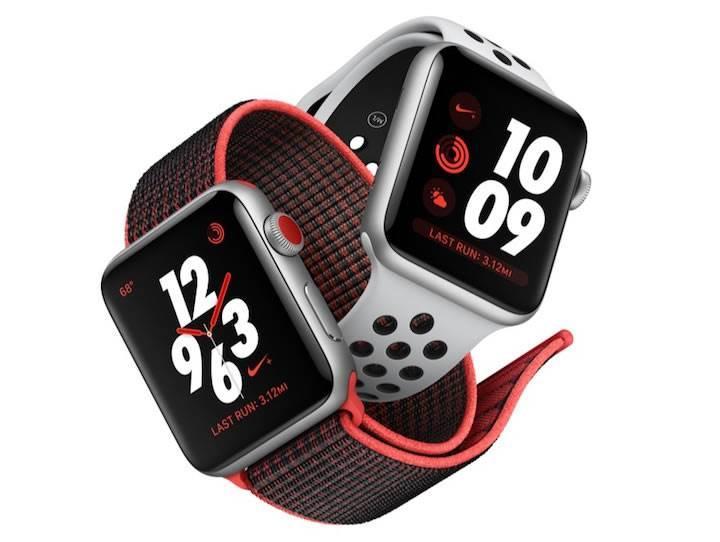 Apple Watch Series 3 bugün Türkiye'de satışa sunuldu