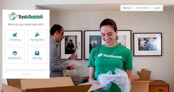Ikea hızla yükselen TaskRabbit'i satın aldı