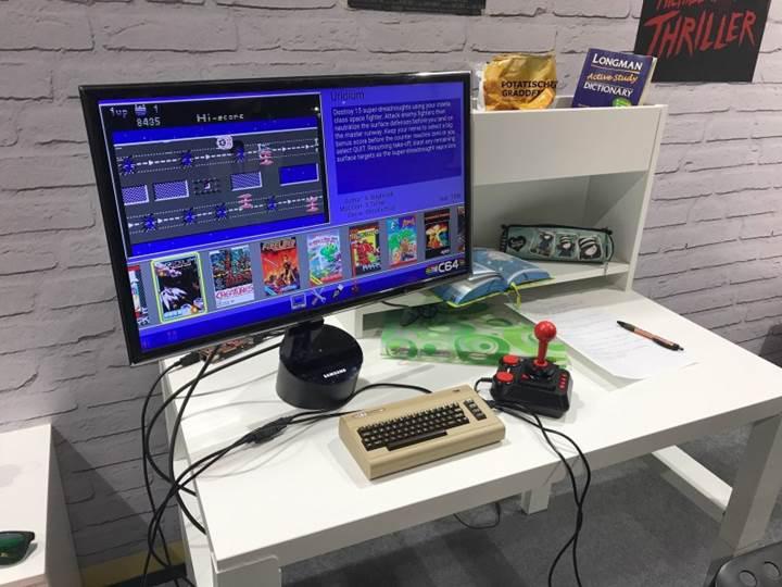 Commodore 64 efsanesi geri dönüyor