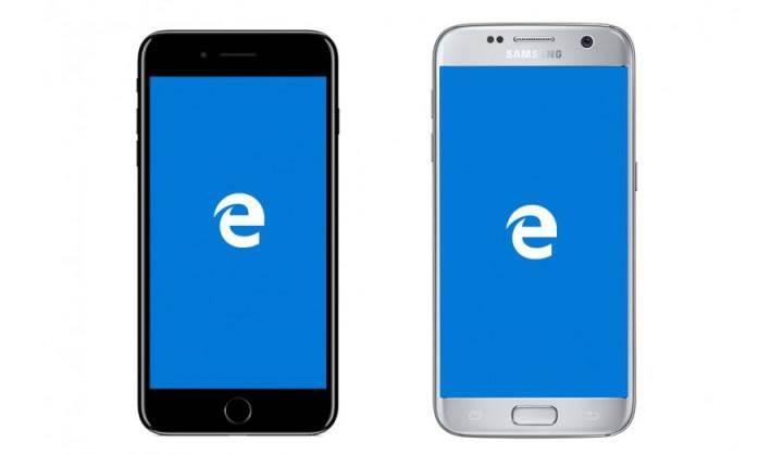 Microsoft Edge yakında iOS ve Android platformuna gelebilir
