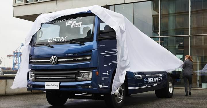 Volkswagen'den elektrikli kamyon ve otobüs hamlesi: 1.7 milyar dolarlık yatırım