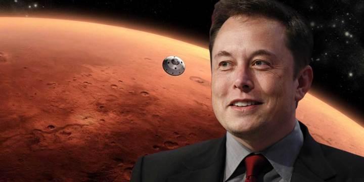 Cumhurbaşkanı Başdanışmanı'ndan ilginç açıklama: SpaceX ile Mars'a gidebiliriz