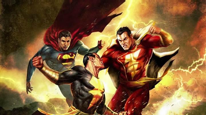 DC sinematik evreninde Shazam'ı canlandıracak isim belli oldu