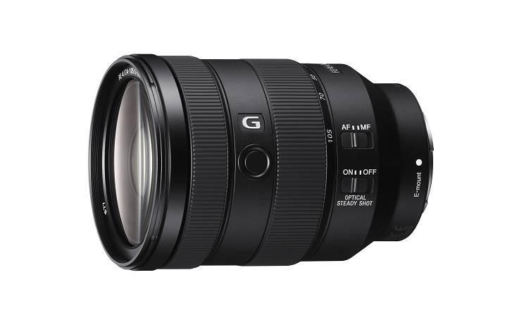 Sony FE 24-105mm F4 G OSS Standard Zoom lensi duyuruldu