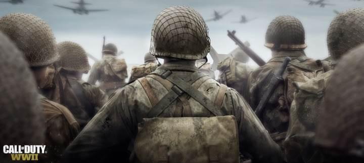 Call Of Duty: WWII satışları Infinite Warfare'ı solladı