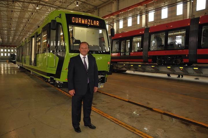 Yeni metro ve tramvaylar için yerli üretim şartı