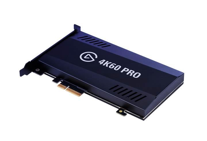 Elgato ilk ticari 4K kayıt kartını tanıttı