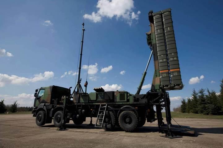 Türkiye, Fransa, İtalya ortak hava savunma sistemi geliştirecek