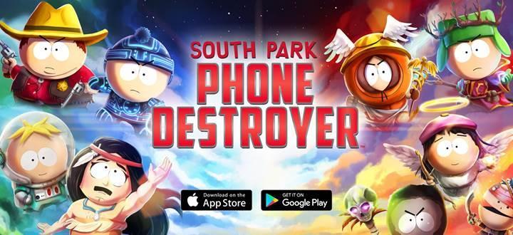 South Park'ın mobil oyunu South Park: Phone Destroyer çıktı