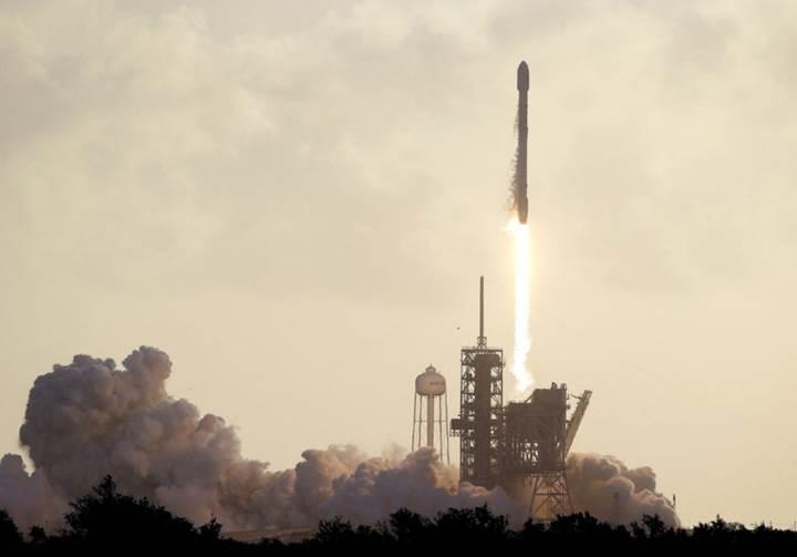 SpaceX, yarın gizli bir göreve çıkıyor