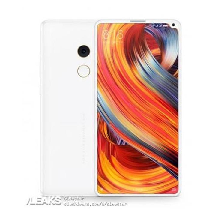 Xiaomi Mi Mix 2s sızdırıldı iddiası