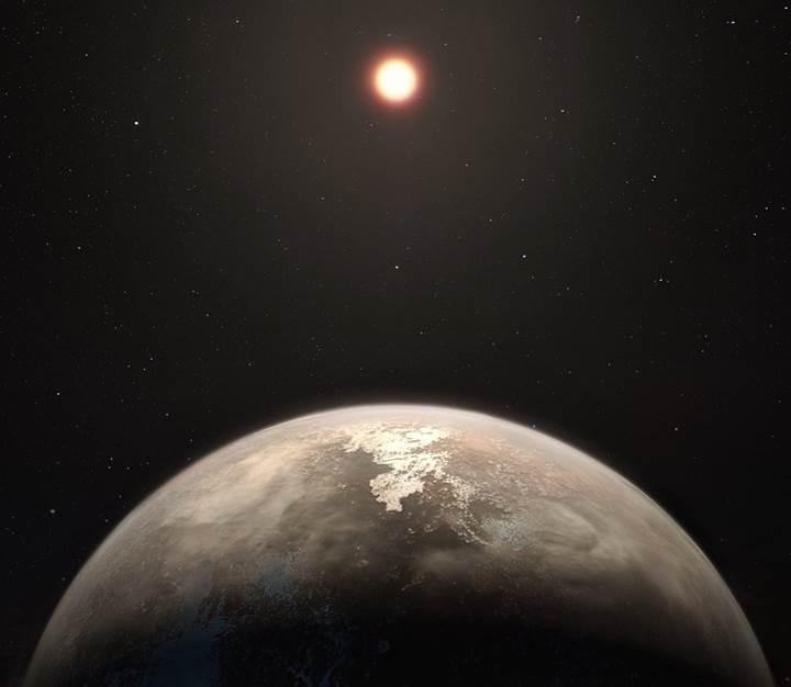 11 ışık yılı uzaklıktaki bu gezegen tıpkı Dünya'ya benziyor