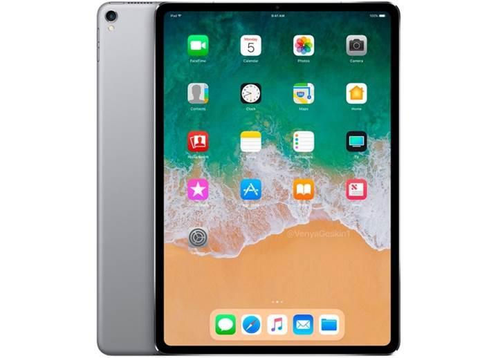 iPad Pro 2018 modelleri çok güçlü olacak
