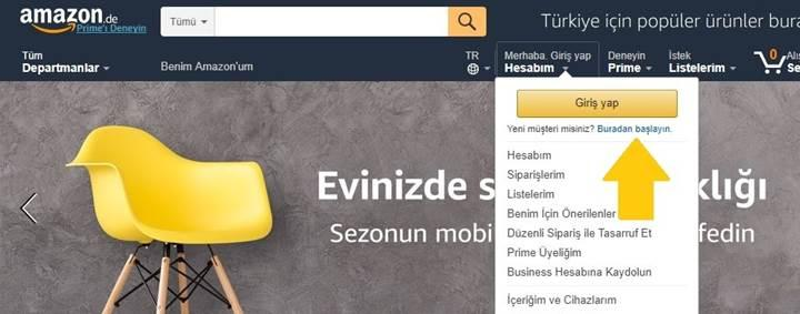 Amazon'a nasıl üye olunur ve nasıl alışveriş yapılır? (Alışveriş Rehberi)