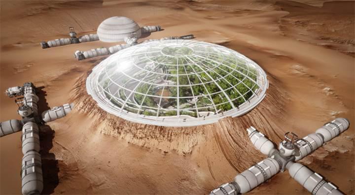 Birleşik Arap Emirlikleri, Mars'ta sebze ve meyve yetiştirecek