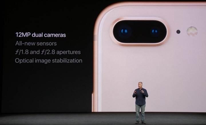 iPhone 8 ve 8 Plus tanıtıldı!