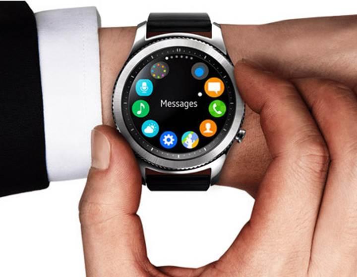 Samsung Gear S3 için Tizen 3.0 yayınlandı