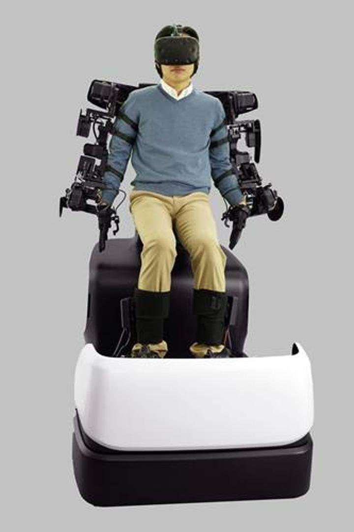 Toyota üçüncü nesil insansı robotunu tanıttı