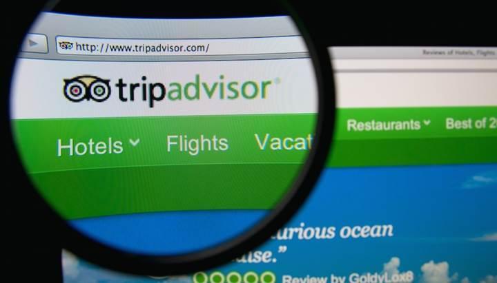 TripAdvisor'un belirli bir mekâna ait taciz ile ilgili yorumları sildiği iddia ediliyor