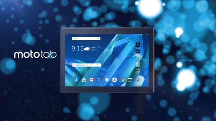 Lenovo'dan 10.1 inç ekran ve Snapdragon 625'li yeni tablet